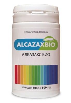 Alcazax Bio 60 capsules / Алказакс Био 60 капсули