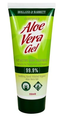 Aloe vera gel 200 ml. Holland & Barrett / Алое Вера гел 200 мл. Holland & Barrett