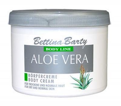 Bettina Barty body cream Aloe Vera 500 ml. / Бетина Барти Крем за тяло с Алое Вера 500 мл