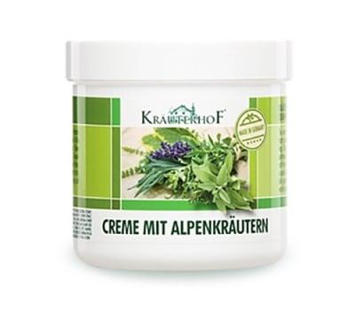 Foot cream with alpine herbs 250 ml. Asam / Асам Крем за крака с алпийски билки 250 мл.
