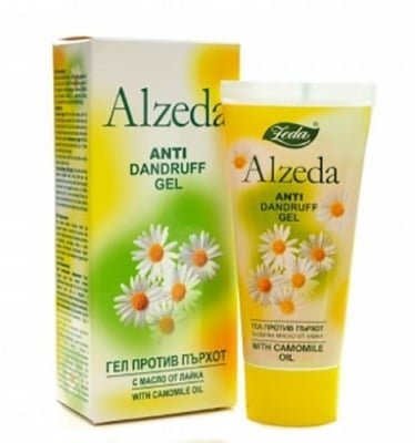 Alzeda anti-dandruff gel 100 ml / Алзеда гел против пърхот 100 мл.