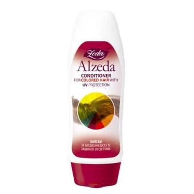 Alzeda Conditioner for colored hair with UV protection 200 ml / Алзеда балсам за боядисана коса с UV защита 200 мл.