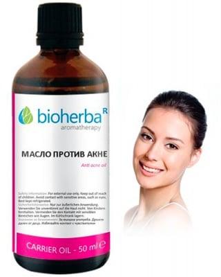 Bioherba anti acne oil 50 ml / Биохерба Масло против акне 50 мл.