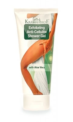 Exfoliating anti-cellulite shower gel 200 ml. Asam / Асам Антицелулитен Ексфолиращ душ гел 200 мл.