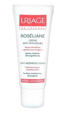 Uriage ROSELIANE Anti-redness mask 40 ml. / Уриаж ROSELIANE Успокояваща маска за чувствителна кожа 40 мл.