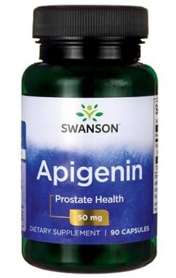 Swanson Apigenin 50 mg 90 capsules / Суонсън Апигенин 50 мг. 90 капсули