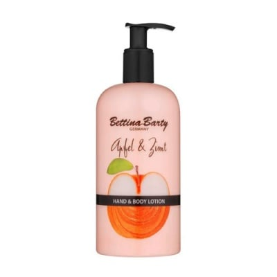 Bettina Barty apple & cinnamon hand & body lotion 500 ml / Бетина Барти ябълка и канела лосион за ръце и тяло 500 мл