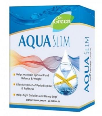 Aqua slim 30 capsules Dr. Green / Аква слим 30 капсули Др. Грийн