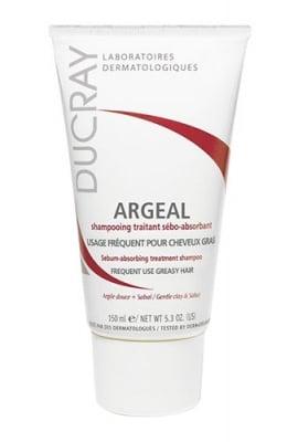 Ducray Argeal shampoo greasy hair 150 ml / Дюкре Аржеал шампоан за мазна коса 150 мл.