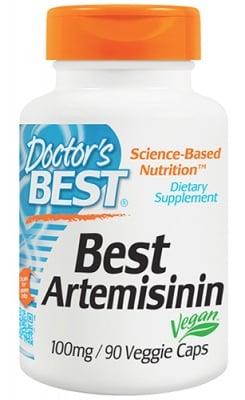 Doctor's Best Artemisinin 100 mg 90 capsules / Доктор'с Бест Артемизинин 100 мг. 90 капсули