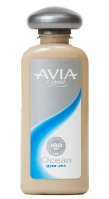 Avia Shower gel with clay Ocean 180 ml. / Авиа Душ гел с хума Ocean 180 мл.
