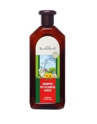 Аsam Shampoo with Garlic and Phytocomplex 500 ml / Асам Шампоан с Чесън и Фитокомплекс 500 мл