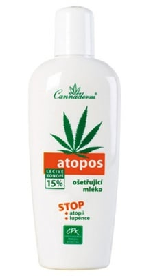 Cannaderm Atopos Body lotion for eczema and psoriasis 150 ml. / Канадерм Атопос Мляко за тяло при екземи и псориазис 150 мл.