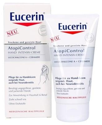 Eucerin Atopicontrol handcream 75 ml. / Еуцерин Atopicontrol крем за ръце 75 мл.
