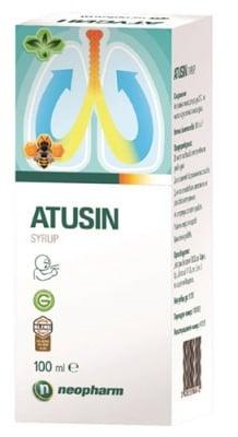 Atusin 100 ml. syrup Neopharm / Атусин сироп 100 мл. Неофарм