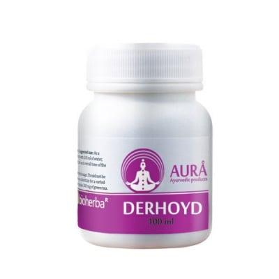 Aura Derhoyd hair lotion 100 ml / Аура Дерхоид Лосион за слаба и изтощена коса 100 мл.