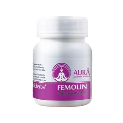 Aura Femolin 450 mg 50 capsules / Аура Фемолин 450 мг. 50  капсули