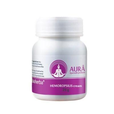 Aura Hemoropsilis cream 25 g / Аура Хеморопсилис крем 25 гр.