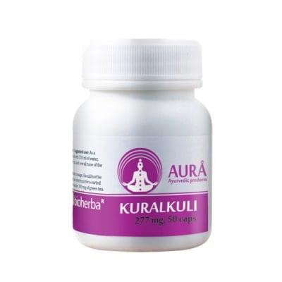 Aura Kuralkuli 277 mg 50 capsules / Аура Каралкули 277 мг. 50 капсули