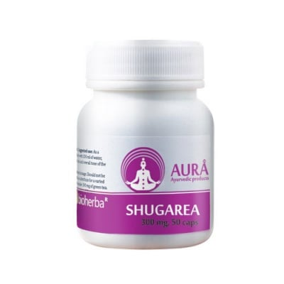 Aura Shugarea 300 mg 50 capsules / Аура Шугареа 300 мг. 50 капсули
