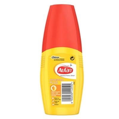 Autan Protection Plus Lotion 100 ml / Аутан Протекшън Плюс Лосион 100 мл.