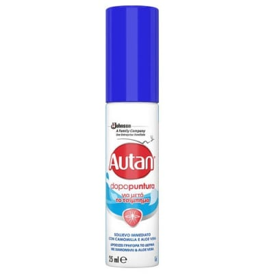 Autan dopo-puntura spray 25 ml. / Аутан спрей след ухапване 25 мл.