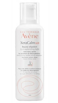 Avene Xeracalm A.D. lipid-replenishing balm 400 ml. / Авен Ксеракалм A.D. балсам 400 мл