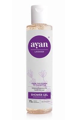 Ayan Shower gel lavender 200 ml / Аян Душ-гел с лавандула 200 мл.