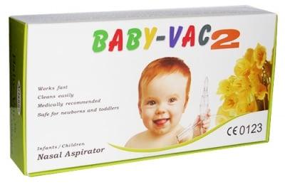 Nasal Aspirator Baby-Vac / Детски Аспиратор Baby-Vac