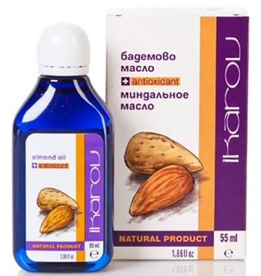 Ikarov Almond oil 55 ml. / Икаров Бадемово масло 55 мл.