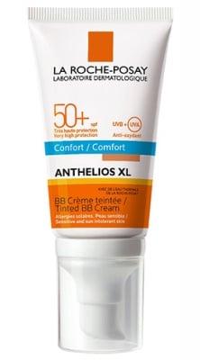 La Roche ANTHELIOS XL Comfort SPF 50+ tinted BB cream 50 ml. / Ла Рош АНТЕЛИОС XL Комфорт SPF 50+ ББ крем за лице 50 мл.