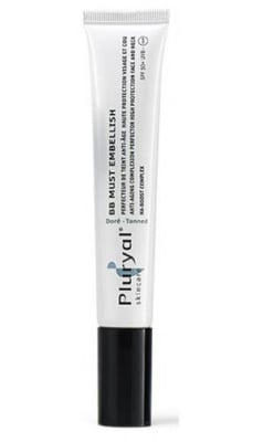 Pluryal Skincare BB cream SPF50+ TANNED 50 ml / Плуриал Скинкеър Дневен ББ крем SPF50+ TANNED 50 мл.