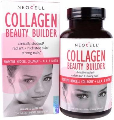 Collagen beauty builder 150 tablets NEOCELL USA / Колаген Бюти билдър 150 таблетки NEOCELL USA
