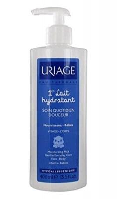 Uriage HYDRATANT Moisturizing milk gentle everyday care 400 ml. / Уриаж HYDRATANT Хидратиращо мляко за бебета и деца 400 мл.