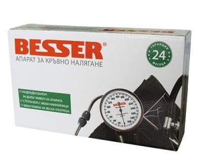 Mechanical device for measuring blood pressure Besser / Механичен апарат за кръвно налягане Besser
