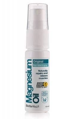 Better You magnesium oil original spray 15 ml. / Бетър Ю Трансдермален магнезиев спрей Оригинал 15 мл.