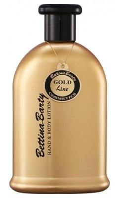 Bettina Barty Golden line hand & body lotion 500 ml / Бетина Барти Голд лайн лосион за тяло 500 мл