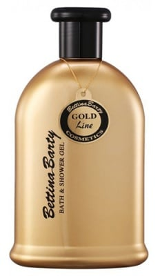 Bettina Barty Golden line bath & shower gel 500 ml / Бетина Барти Голд лайн душ гел 500 мл