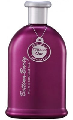 Bettina Barty Purple line bath & shower gel 500 ml / Бетина Барти Пърпъл лайн душ гел 500 мл