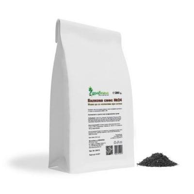 Herbal mixture N24 for asthma 200 g Zdravnitza / Билкова смес N24 при астма 200 гр. Здравница