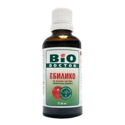 BioDoctor Bilico solution 50 ml / БиоДоктор Билико - за жлъчна система солуцио 50 мл.