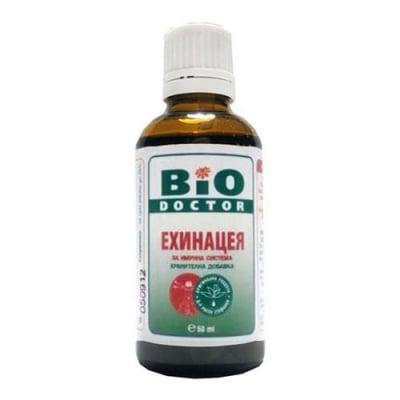 BioDoctor Echinacea solution 50 ml / БиоДоктор Ехинацея - за имунна система солуцио 50 мл.