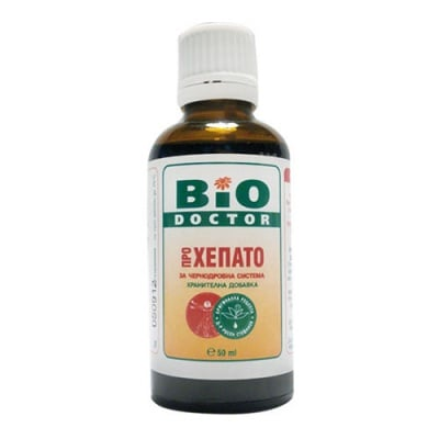BioDoctor Hepato solution 50 ml / БиоДоктор Хепато - за чернодробна система солуцио 50 мл.