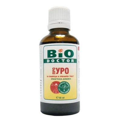 BioDoctor Uro solution 50 ml / БиоДоктор Уро - за бъбреци и уринарен тракт солуцио 50 мл.