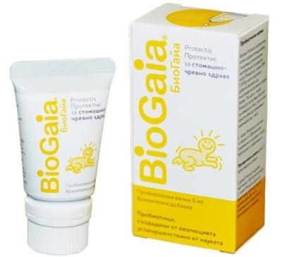 Biogaia drops 5 ml. / Биогайа капки 5 мл. туба