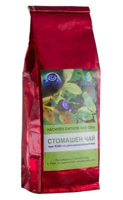 Herbal Tea - stomach ulcer 120 g. / Билков стомашен чай при язва 120 гр. Билкова Аптека