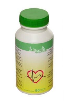 Biomilk Liponorm 60 capsules / Биомилк Липонорм 60 капсули