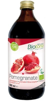 Biotona bio pomegranate juice 500 ml / Биотона БИО сок от Нар 500 мл.