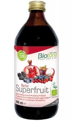 Biotona bio superfruit juice 500 ml / Биотона БИО Супер плодове сок 500 мл