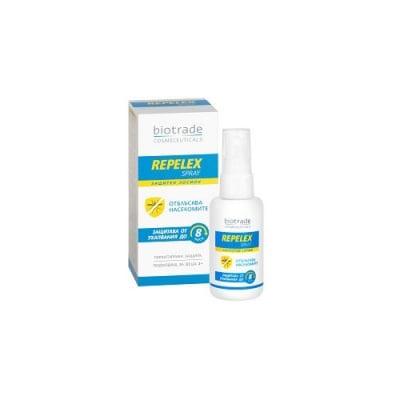 Repelex spray anti-mosquitos and anti-mite 50 ml / Репелекс лосион-спрей против комари и кърлежи 50 мл.